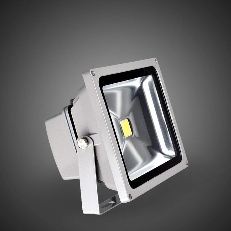 OUTAD 10W LED Flood Light Lamp Landscape Outdoor Garden Waterproof Security Light