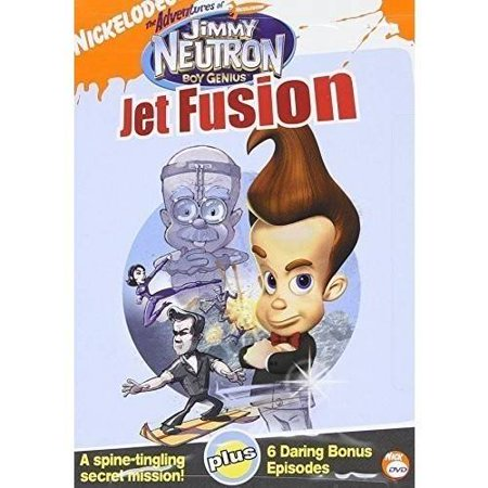 Adventures of Jimmy Neutron Boy Genius: Jet Fusion