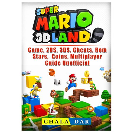 Super Mario 3D Land Game, 2ds, 3ds, Cheats, Rom, Stars, Coins, Multiplayer, Guide Unofficial - Halloween 3d Multiplayer