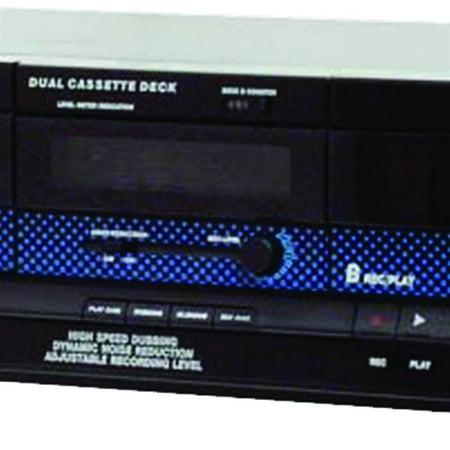 Dual Cassette Deck (Best Vintage Cassette Deck)