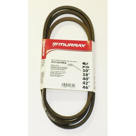 - 37x87 Original Murray Belt