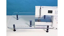 Sew Steady 18in Extension Table for Sergers please email make and model of machine x 18in