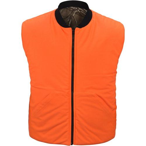 Realtree Reversible Vest, Realtree Xtra