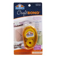 Elmer's Craft Bond Permanent Tape Runner, 1 Each