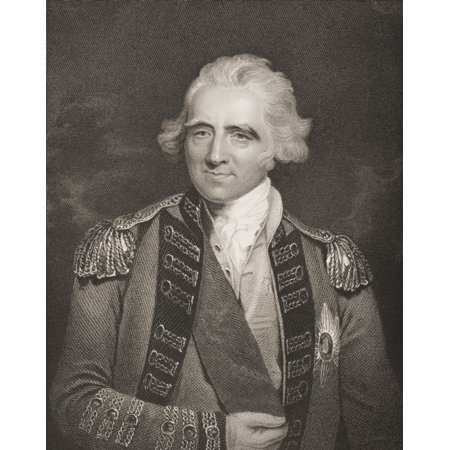 Sir Ralph Abercromby1734-1801 British GeneralEngraved By WFinden From The Original Of Hoppner From Englands Battles By Sea And Land By Lieut Col Williams The London Printing And Publishing Company Cir