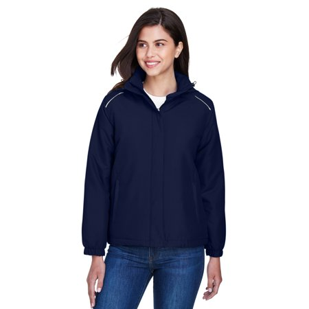 bfa0b3234ef A Product of Ash City - Core 365 Ladies' Brisk Insulated Jacket - CLASSIC  NAVY 849 - XS [Saving and Discount on bulk, Code Christo]