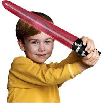Inflatable Star Wars Lightsaber (each) - Party - Inflatable Lightsaber Bulk