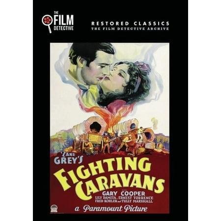 Fighting Caravans (DVD)