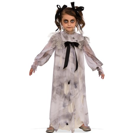 Sweet Screams Girls Zombie Ghoul Demon Child Halloween Costume for $<!---->