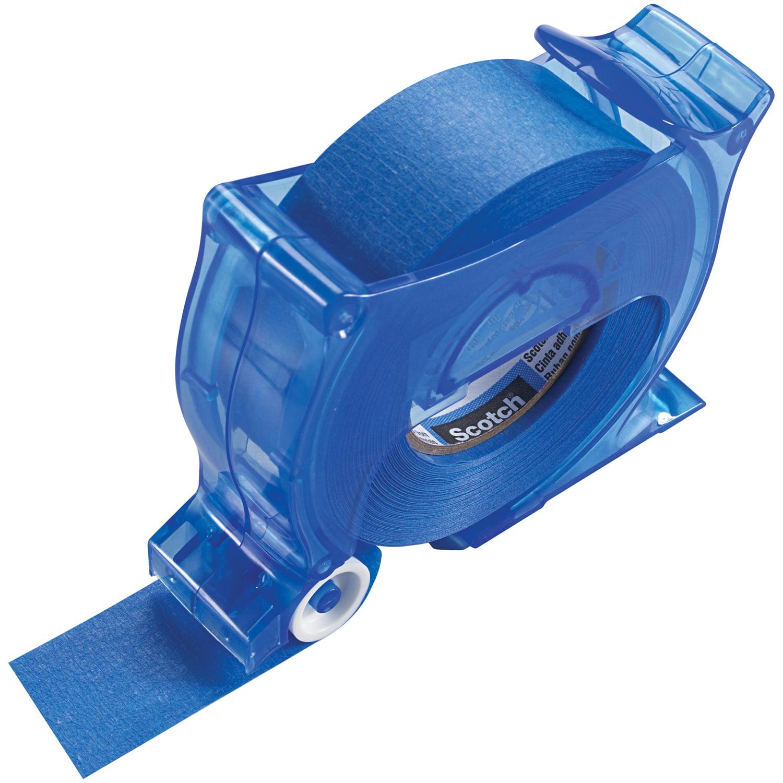 BLUE PNT TAPE W/HLDR