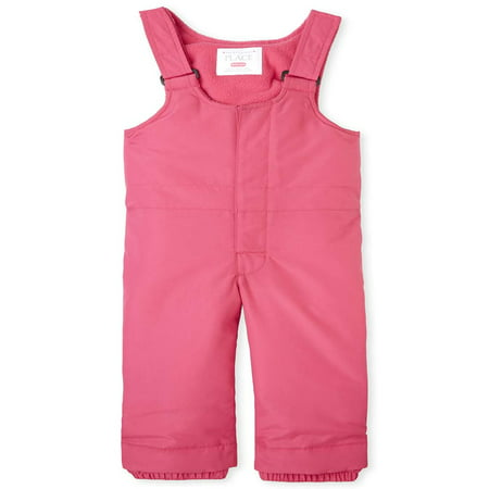 The Childrens Place Girls Toddler Snow Overalls, Hawaiian Hibiscus, 2T The Childrens Place Girls Toddler Snow Overalls, Hawaiian Hibiscus, 2T