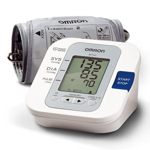 Omron BP742  5 Series  Upper Arm Blood Pressure Monitor