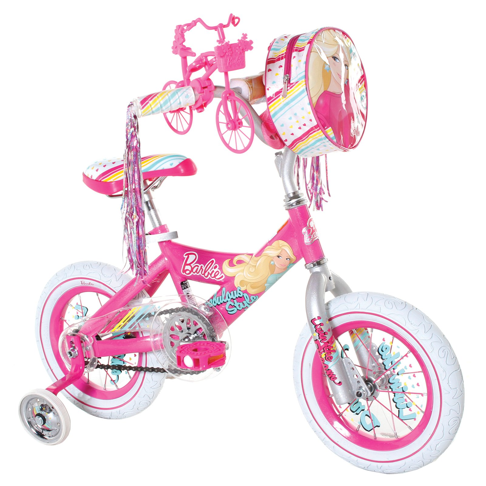 Barbie 12 in. Girls Bike
