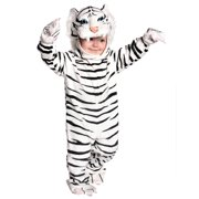 Plush Tiger Infant Halloween Costume -
