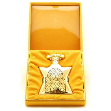 Edp Box - Dubai Gold Perfume by Bond No 9 EDP Spray 3.3 oz. New in Retail Box. Unisex