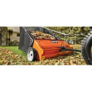 Best Lawn Sweepers - 44 in. Lawn Sweeper Review
