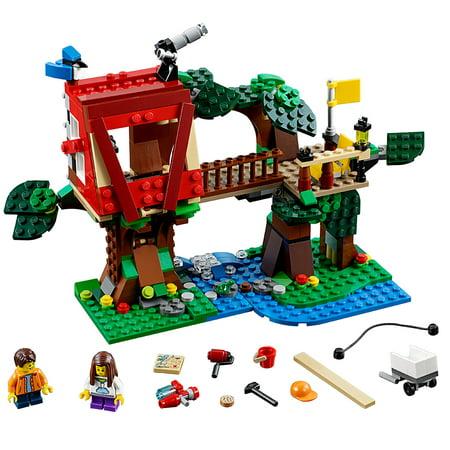 Lego Lego Creator Treehouse Adventures 31053