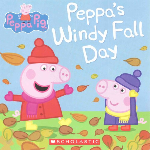 Peppa's Windy Fall Day