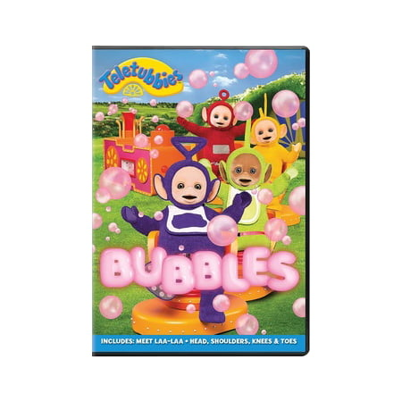 Teletubbies: Bubbles (DVD) (Teletubbie Dipsy)