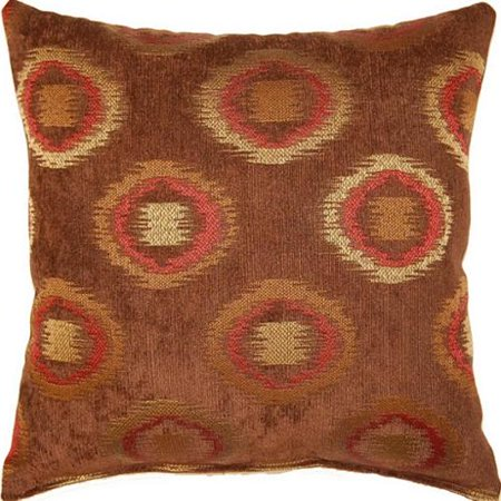 Fox Hill Trading Parkway Havana 17 Inch Throw Pillows  Set Of 2
