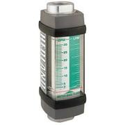 HEDLAND H213A-010 Flowmeter,GPM/LPM  0.1-1.0 / 0.5-3.75