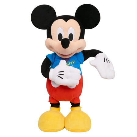 Mickey Mouse Clubhouse Hot Diggity Dance & Play Mickey (Mickey Mouse Club Hat)