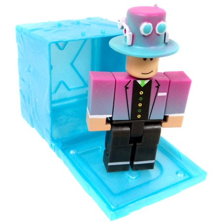 Roblox Series 3 Patient Zero Mini Figure Without Code No Packaging - Roblox Red Series 3 Epic Minigamer Typicaltype Mini Figure Blue Cube With Online Code No Packaging