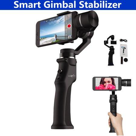 Eyemind 3-axis Gyro Intelligent Handheld Gimbal Stabilizer For Phone