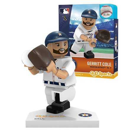 Gerrit Cole Houston Astros OYO Sports Player MLB Minifigure - No Size - Mini Baseball