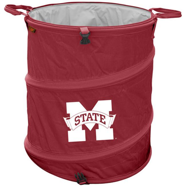 Logo Chair 177-35 Mississippi State Trash Can
