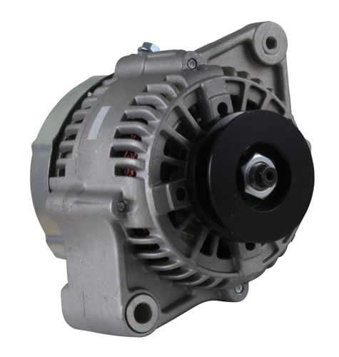 RareElectrical NEW 75A ALTERNATOR FITS KUBOTA UTV RTV-X11...