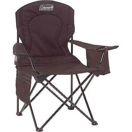 Coleman Oversized Quad Chair With Cooler Pouch Walmart Com