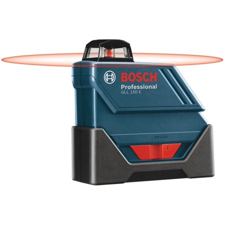 Bosch GLL 150 ECK Rotary Laser Level (Best Rotary Laser Level For The Money)