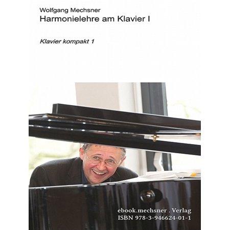Harmonielehre am Klavier I - eBook