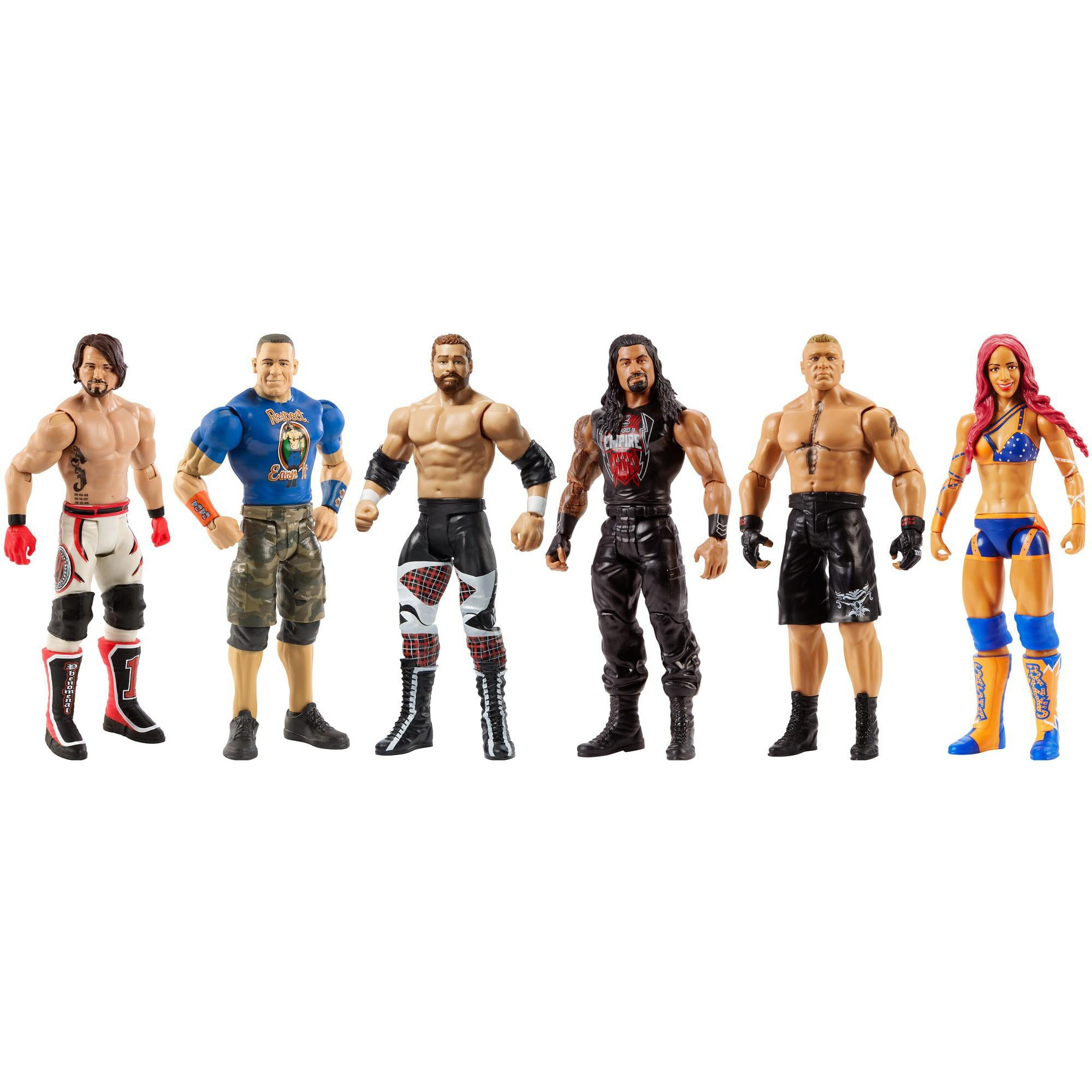 WWE Core Action Figures by Mattel