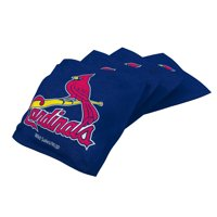 XL Bean Bag 4pk St. Louis Cardinals Navy