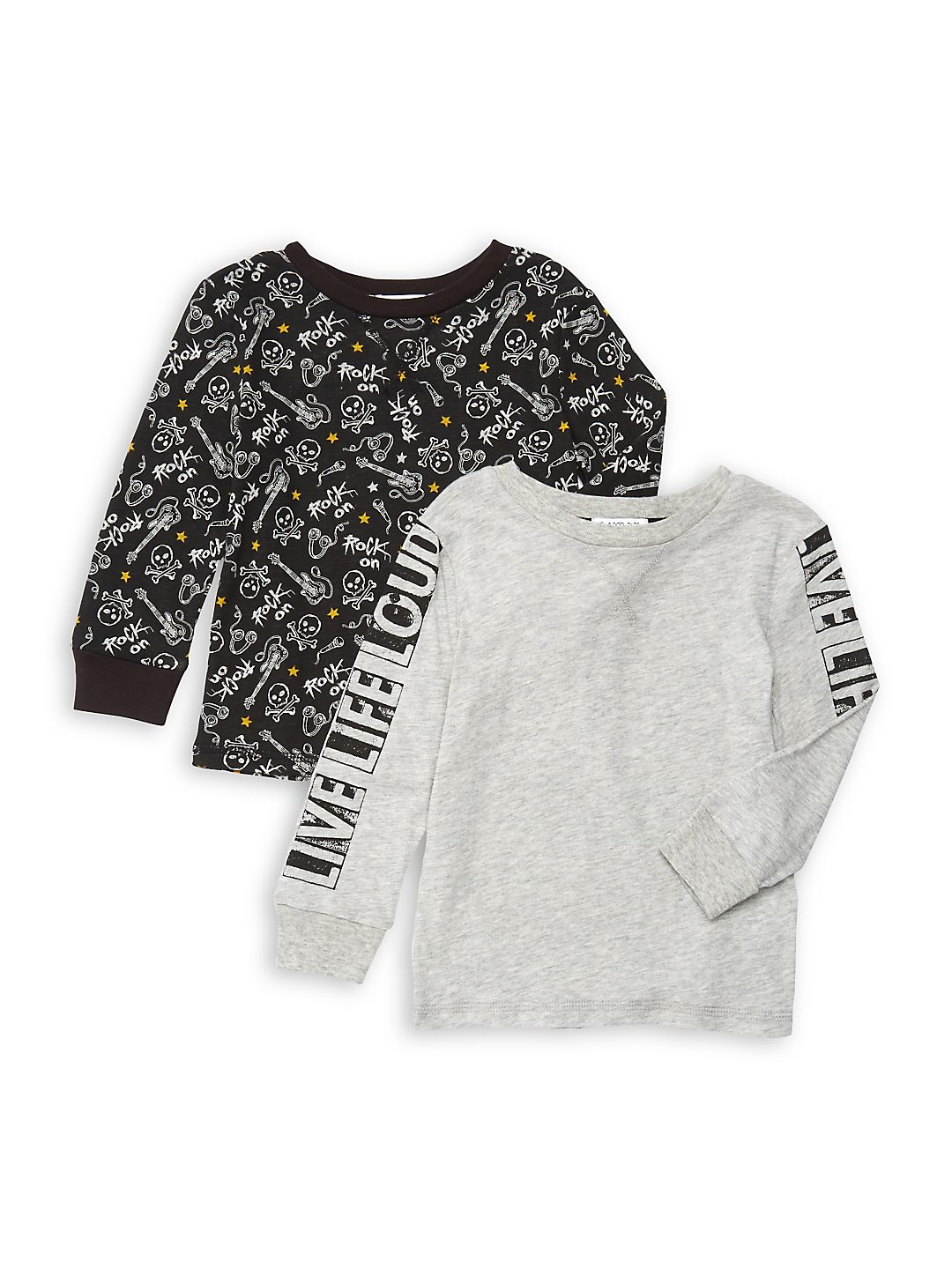 Little Boy's Set of Two Pullovers