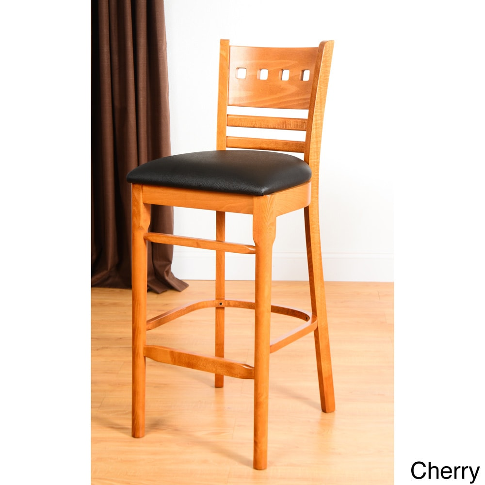 Beechwood Mountain Construction Plaza Bar Stool by Overstock