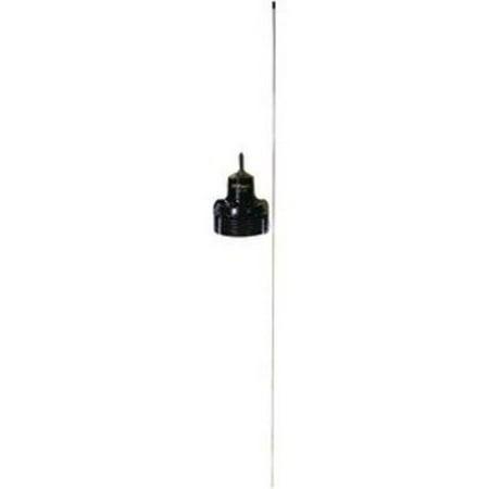 WILSON 305-38 300-Watt Little Wil Magnet Mount Antenna (Ss Rail Mount Antenna)