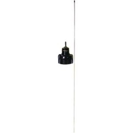 WILSON 305-38 300-Watt Little Wil Magnet Mount Antenna (Motorcycle Antenna Mount)