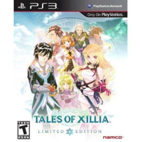 Tales of Xillia Limited Edition (PS3)