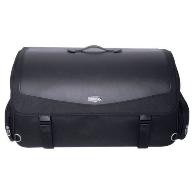Castle Streetbags Touring Top Rack Pack Black