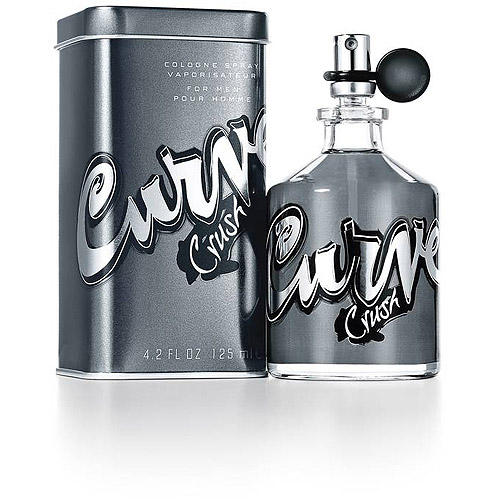Curve Crush Cologne Spray for Men, 4.2 fl oz
