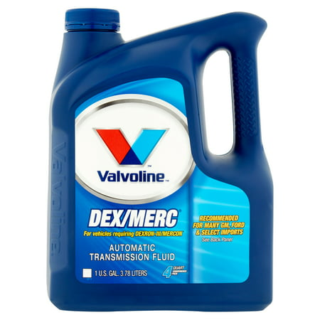 - Valvoline™ DEX/MERC Automatic Transmission Fluid - 1 Gallon