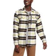 Eddie Bauer Men's Chopper Heavyweight Flannel Shirt