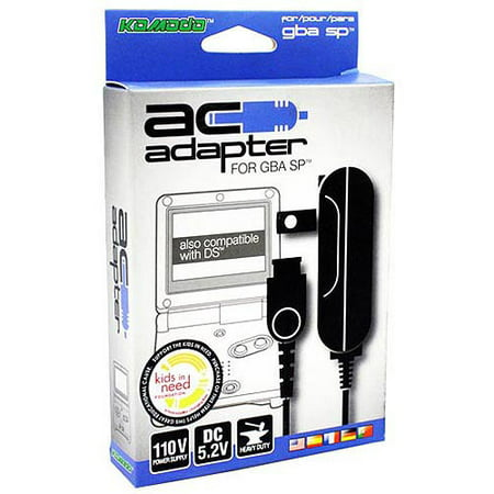 KMD AC Power Adapter For Nintendo Game Boy Advance SP System
