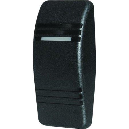 Contura Switch Actuator - Blue Sea 8296 Contura Switch Actuator - Black - No Lense
