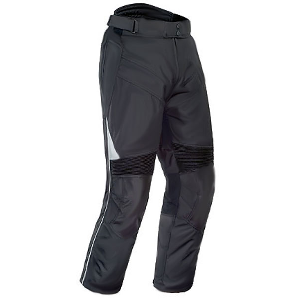 Tourmaster Venture Textile Pants Black