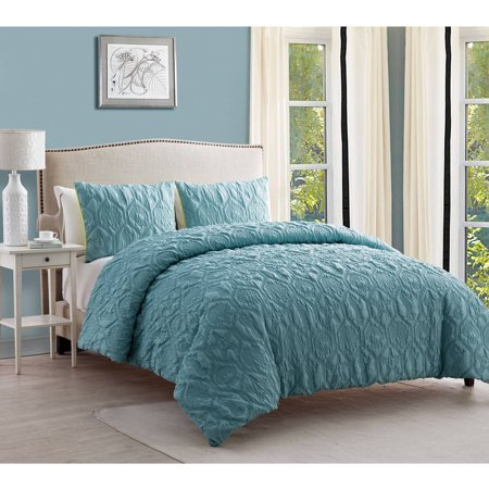 VCNY Shore 3-Piece Coastal-Inspired Bedding Comforter Set, Multiple Colors Available