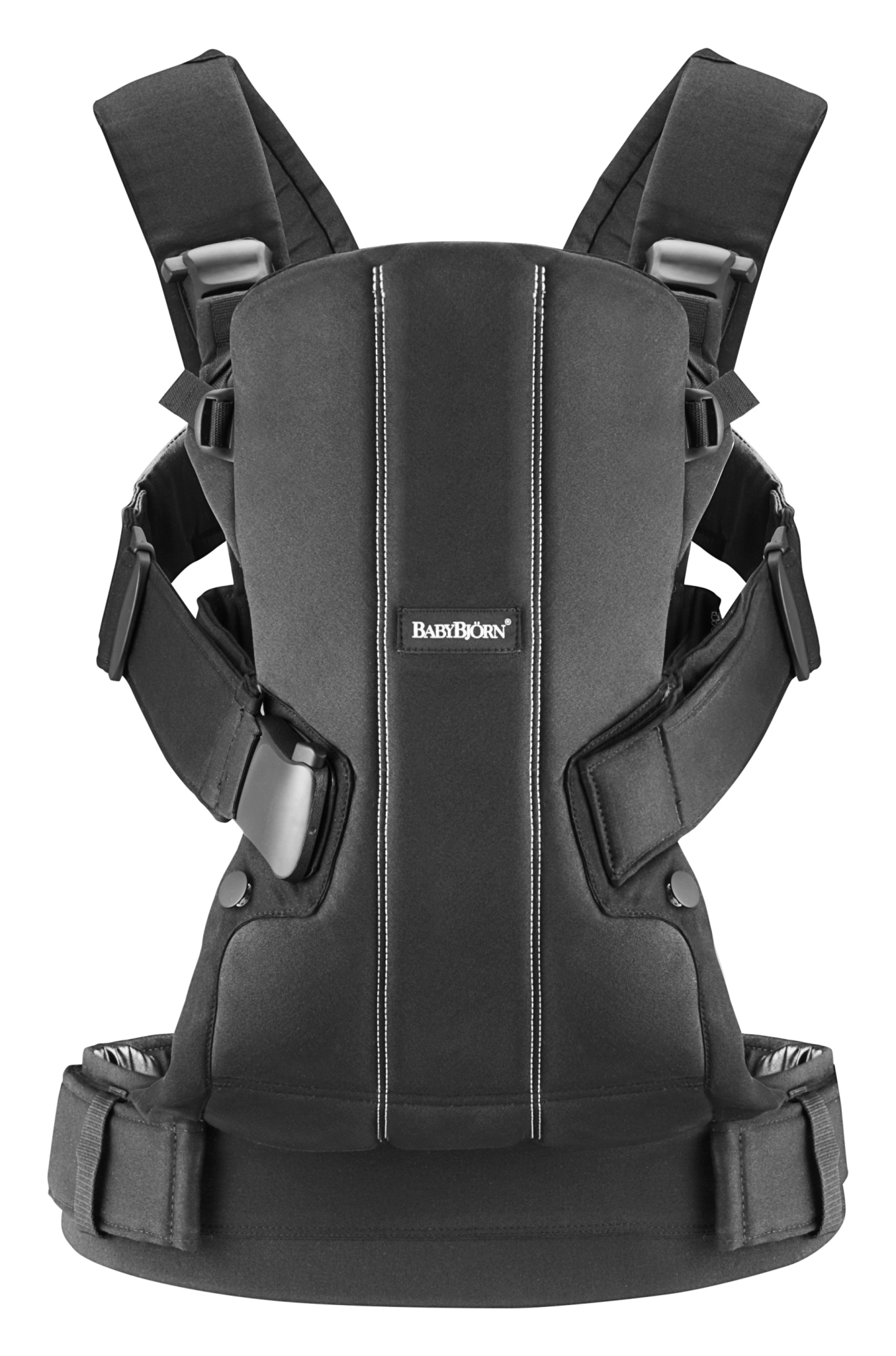 BabyBjorn Baby Carrier We Black by BabyBj%C3%B6rn